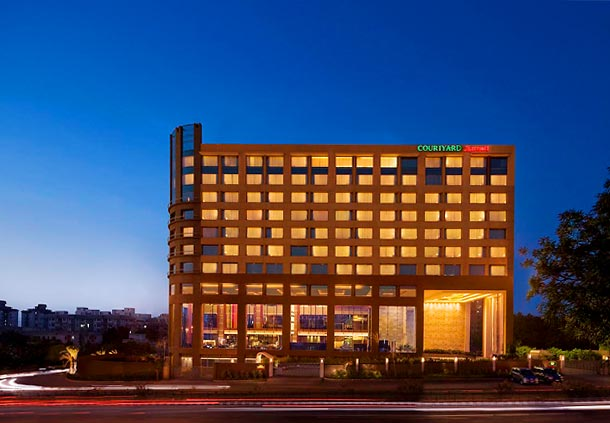 Courtyard by Marriott, Ahmedabad  Hotel