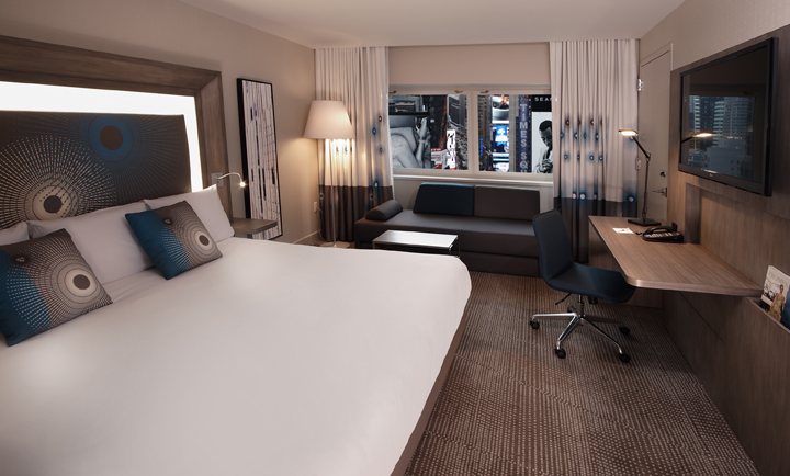 Novotel New York Szobakilts