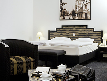 Mercure Hotel Berlin Tempelhof Airport Outros