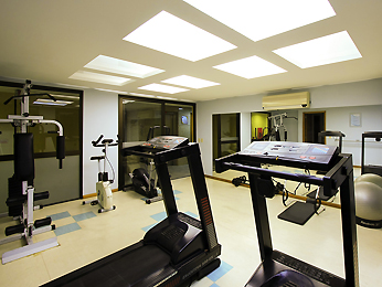 Mercure Apartments Porto Alegre Beverly Hills RecreationalFacilty