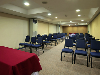 Mercure Apartments Porto Alegre Beverly Hills 会议厅