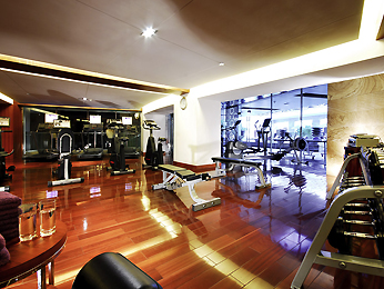 Mercure Xian on Renmin Square Zona wellness