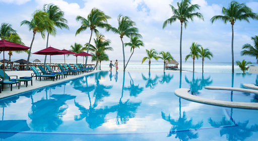 The Fives Azul Beach Resort Playa del Carmen, by Karisma
