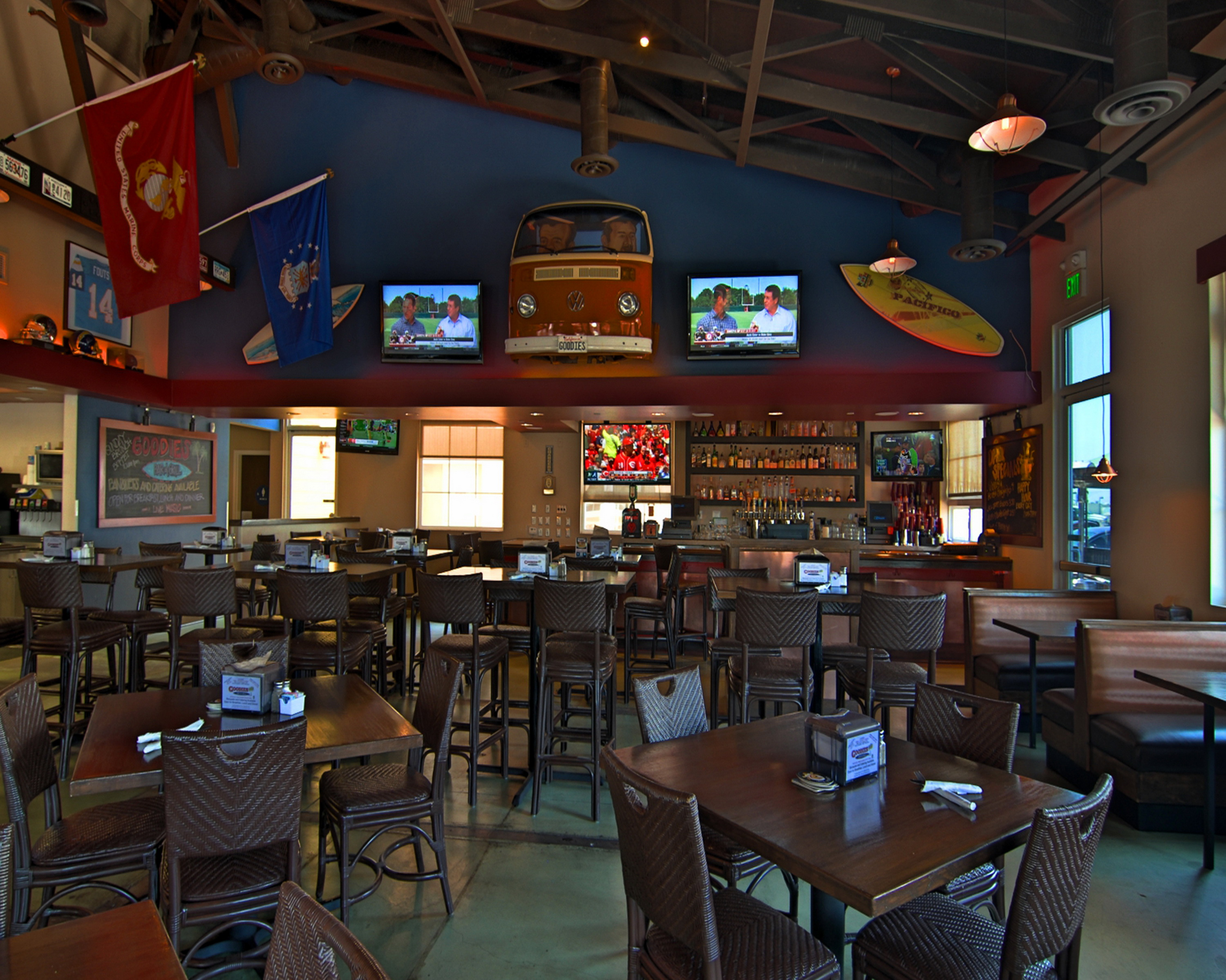 Goodies bar and grill restaurants in national city ca - Restaurant bar and grill ...