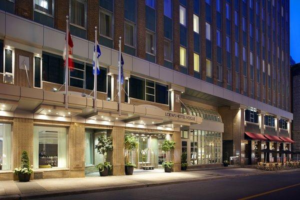 Loews Hotel Vogue  Hotel