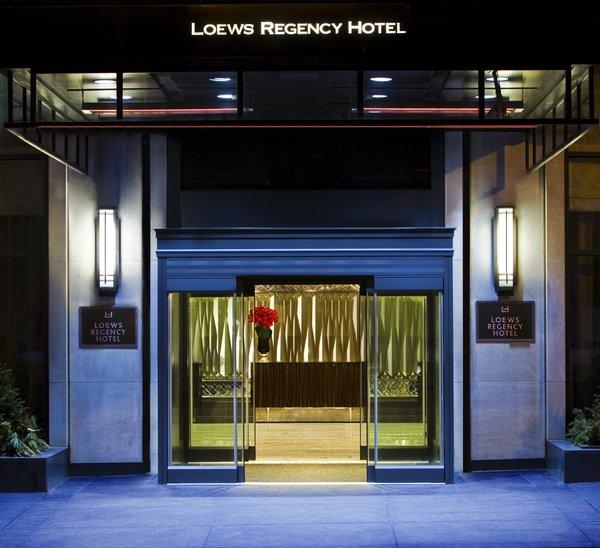 Loews Regency Hotel  Hotel