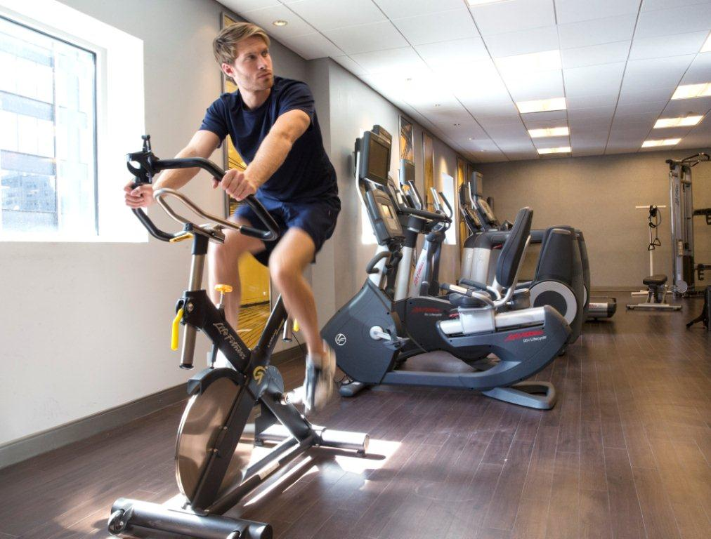 Novotel New York Fitness Club