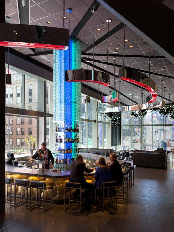 Novotel New York Bar/lounge