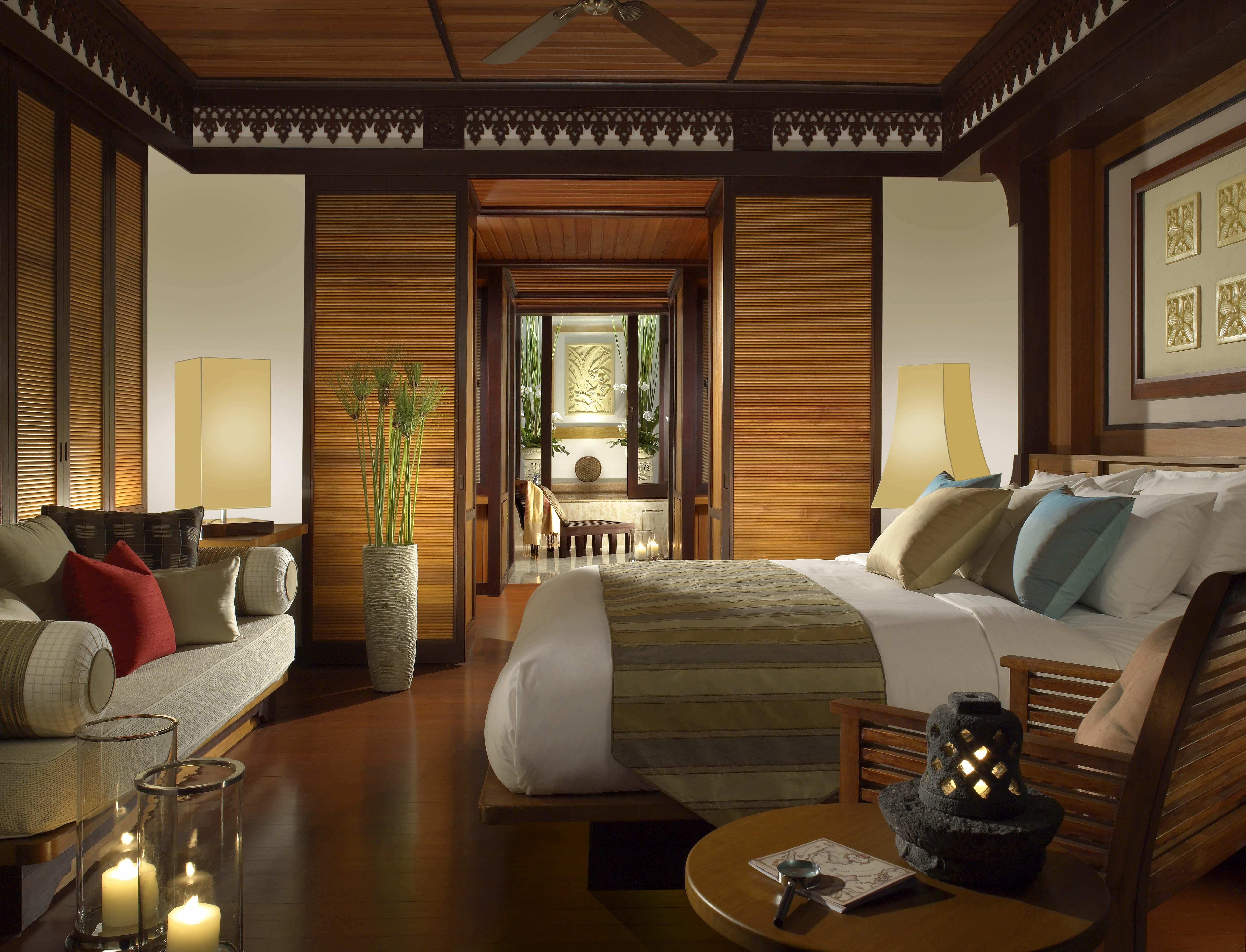 Pangkor laut resort luxury hotel in pangkor laut for Interieur villa design