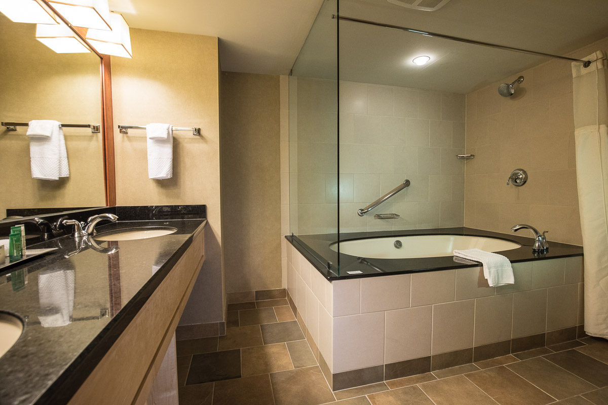Spa Bathroom Suites Rooms Suites In Whistler Village Hilton Whistler Resort Spa