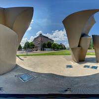 Sculpture In Vienna - Inside the