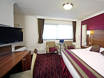 Mercure Newcastle George Washington Hotel Golf and Spa Widok pokoju