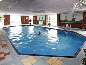 Mercure Wolverhampton Goldthorn Hotel Wellnesszone