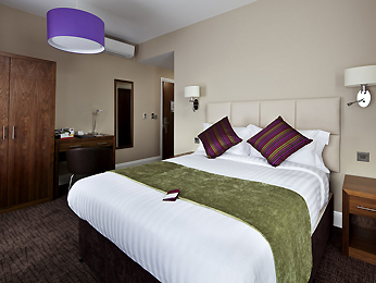 Mercure Nottingham City Centre Hotel Chambre