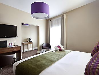 Mercure Nottingham City Centre Hotel Kameraanzicht