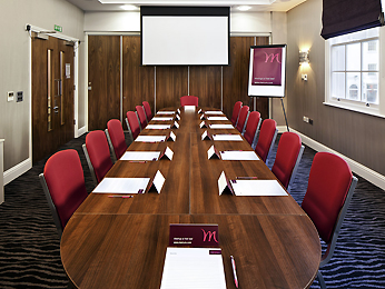 Mercure Nottingham City Centre Hotel Congreszaal