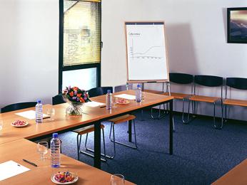 Adagio Access Rennes Centre Sala de conferências