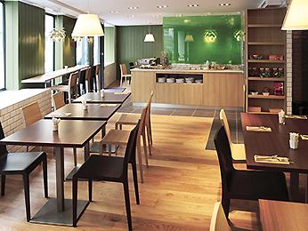 Mercure Paris Gare Du Nord La Fayette Gastronomie