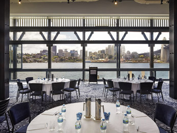 The Sebel Pier One Sydney 会議室