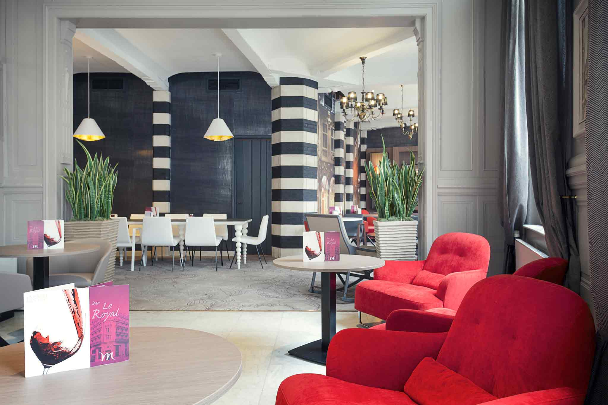 Mercure Lille Centre Grand Place Lobby