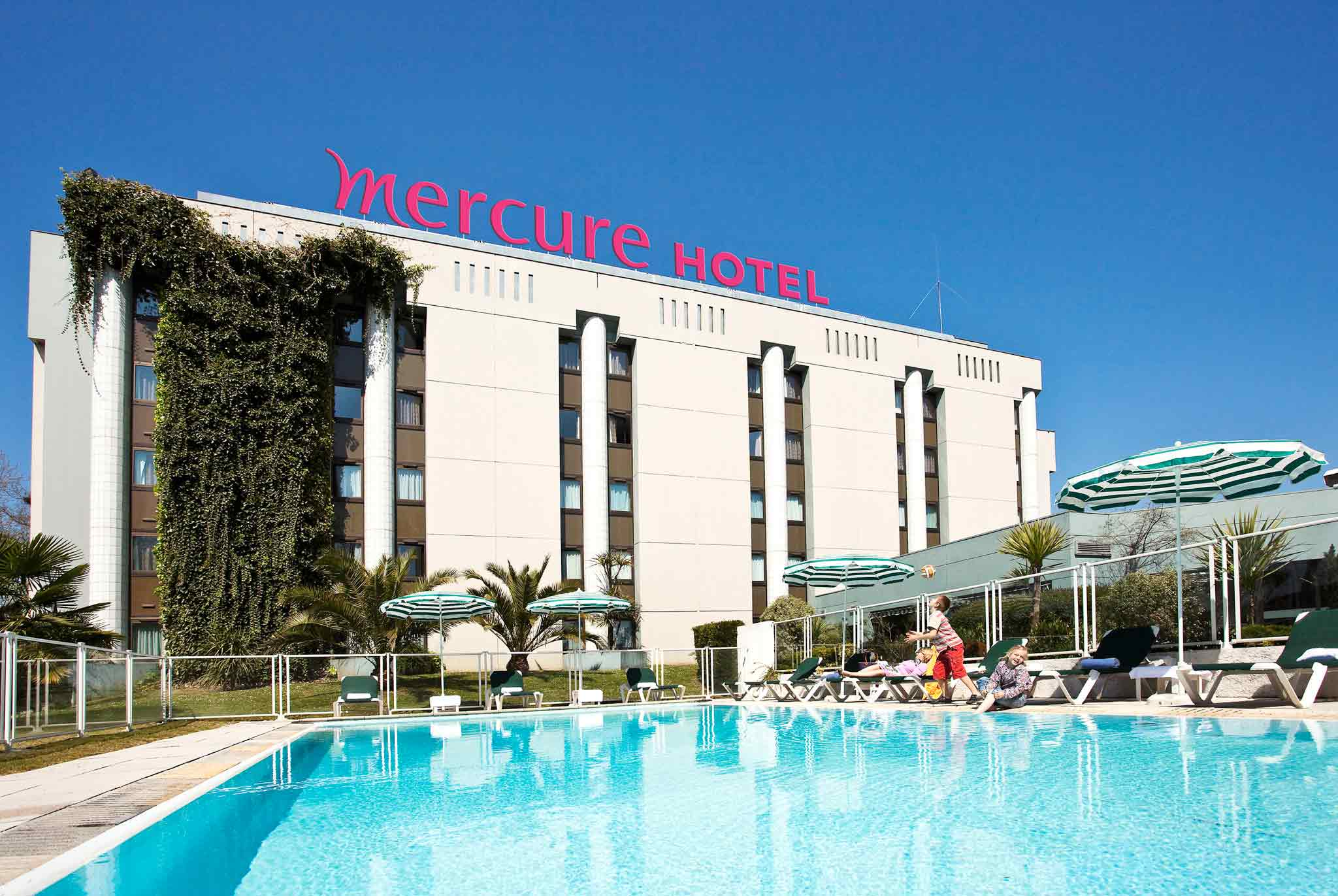 Mercure Pau Palais Sports Erholungszentrum