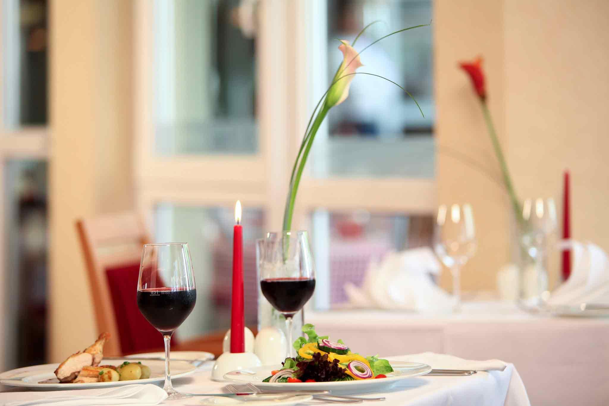 Mercure Hotel Hannover City Étkezés