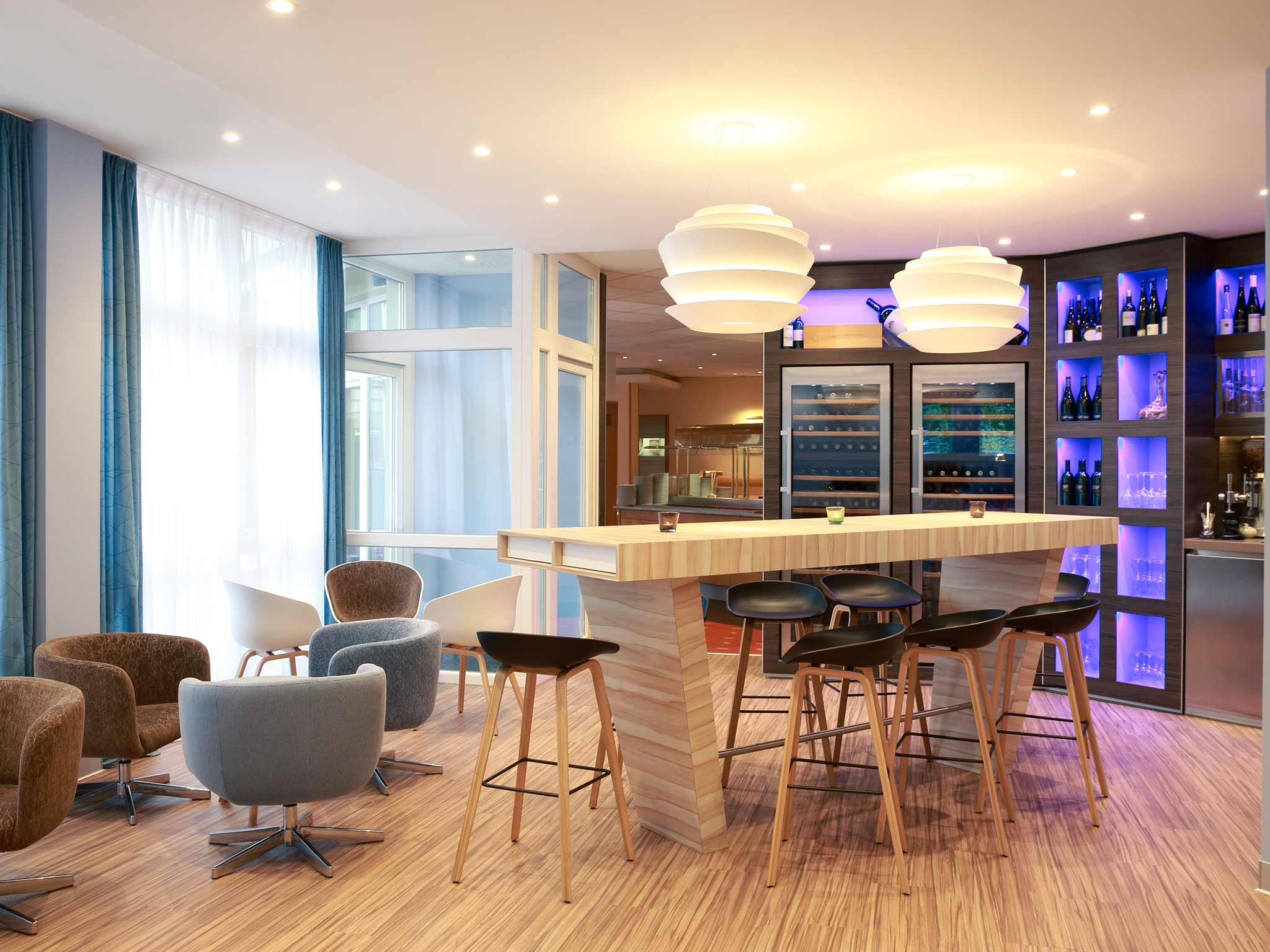Mercure Hotel Hannover City Előcsarnok