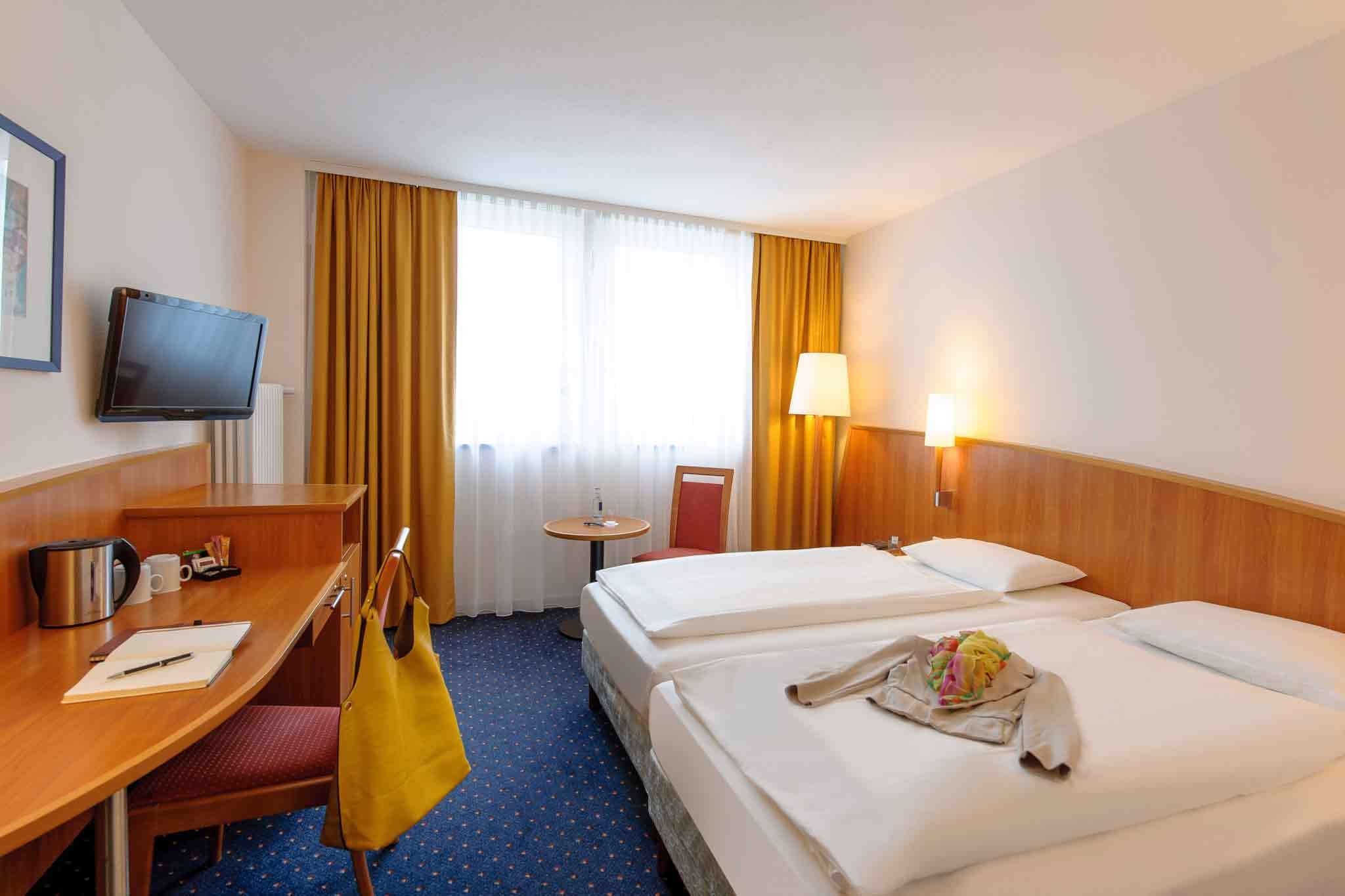 Wöhrdersee Hotel Mercure Nürnberg City Zimmeransicht