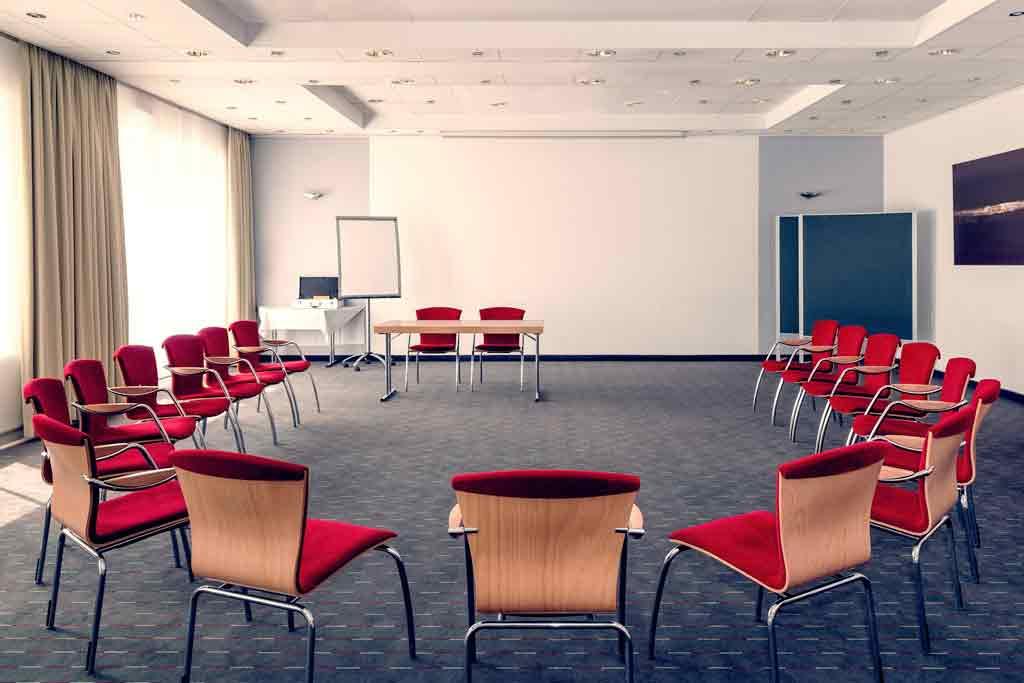 Wöhrdersee Hotel Mercure Nürnberg City Tagungsraum