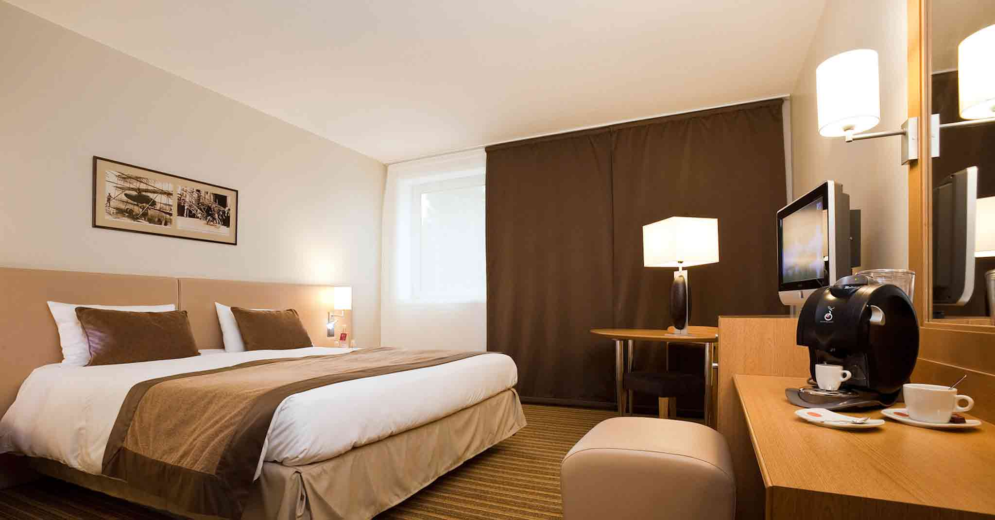 Mercure Paris Roissy Charles de Gaulle View of room