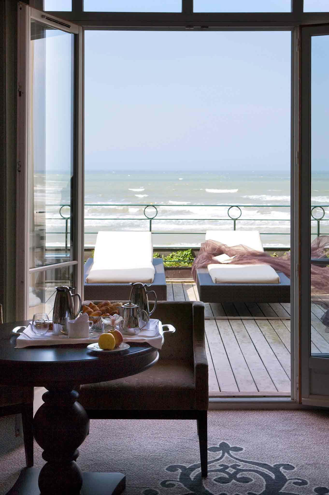 Le Grand Hotel Cabourg - MGallery Collection 客房视图