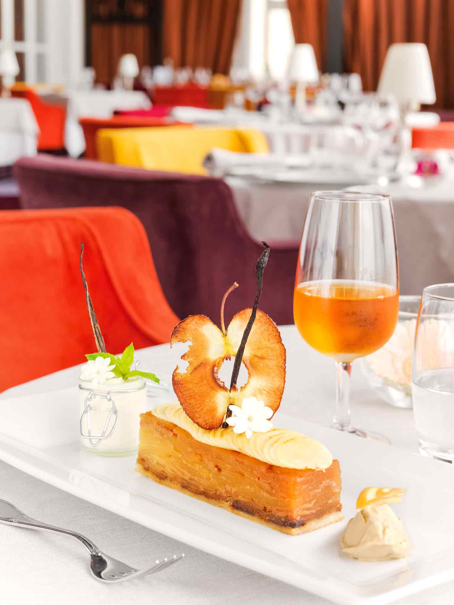 Le Grand Hotel Cabourg - MGallery Collection Gastronomie