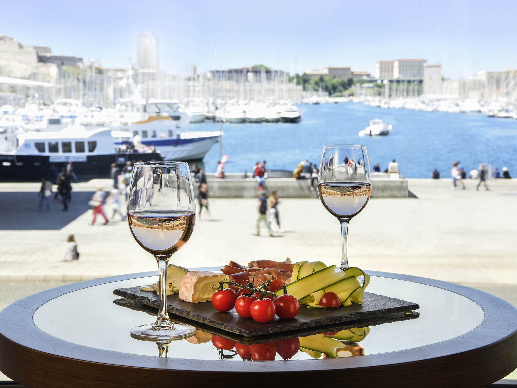Grand Hotel Beauvau Marseille Vieux Port - MGallery Collection Gastronomía