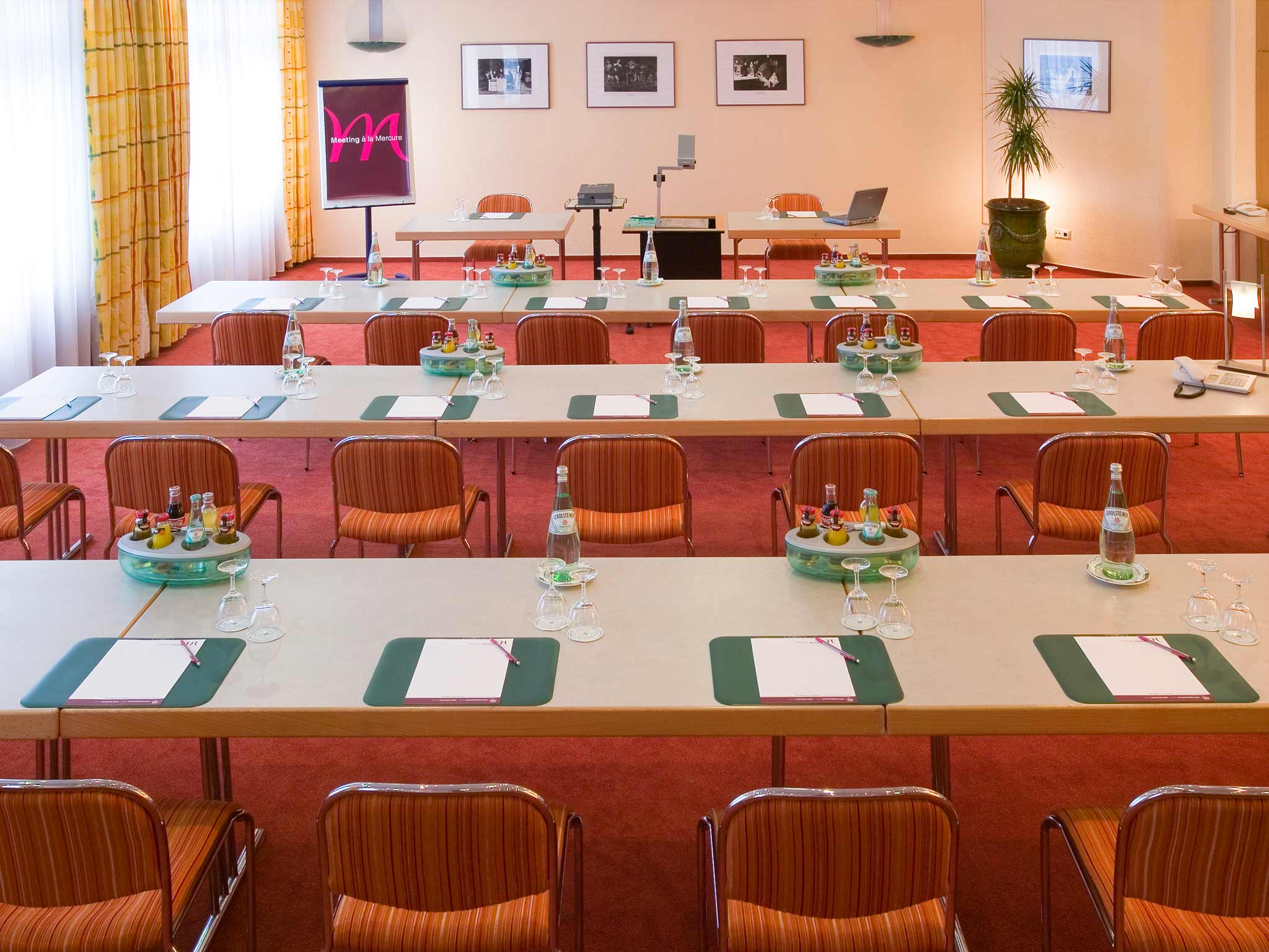 Mercure Hotel Saarbrücken City Meeting room
