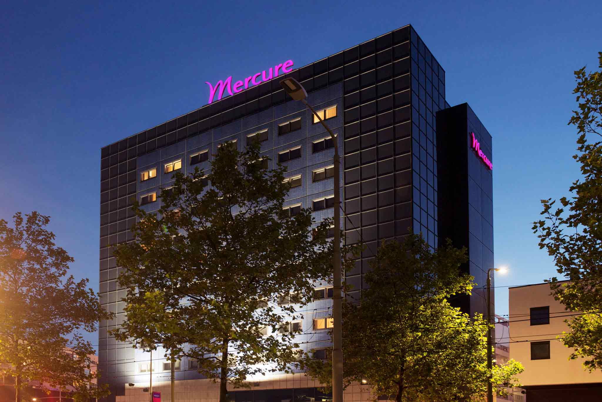 Mercure Den Haag Central 外観