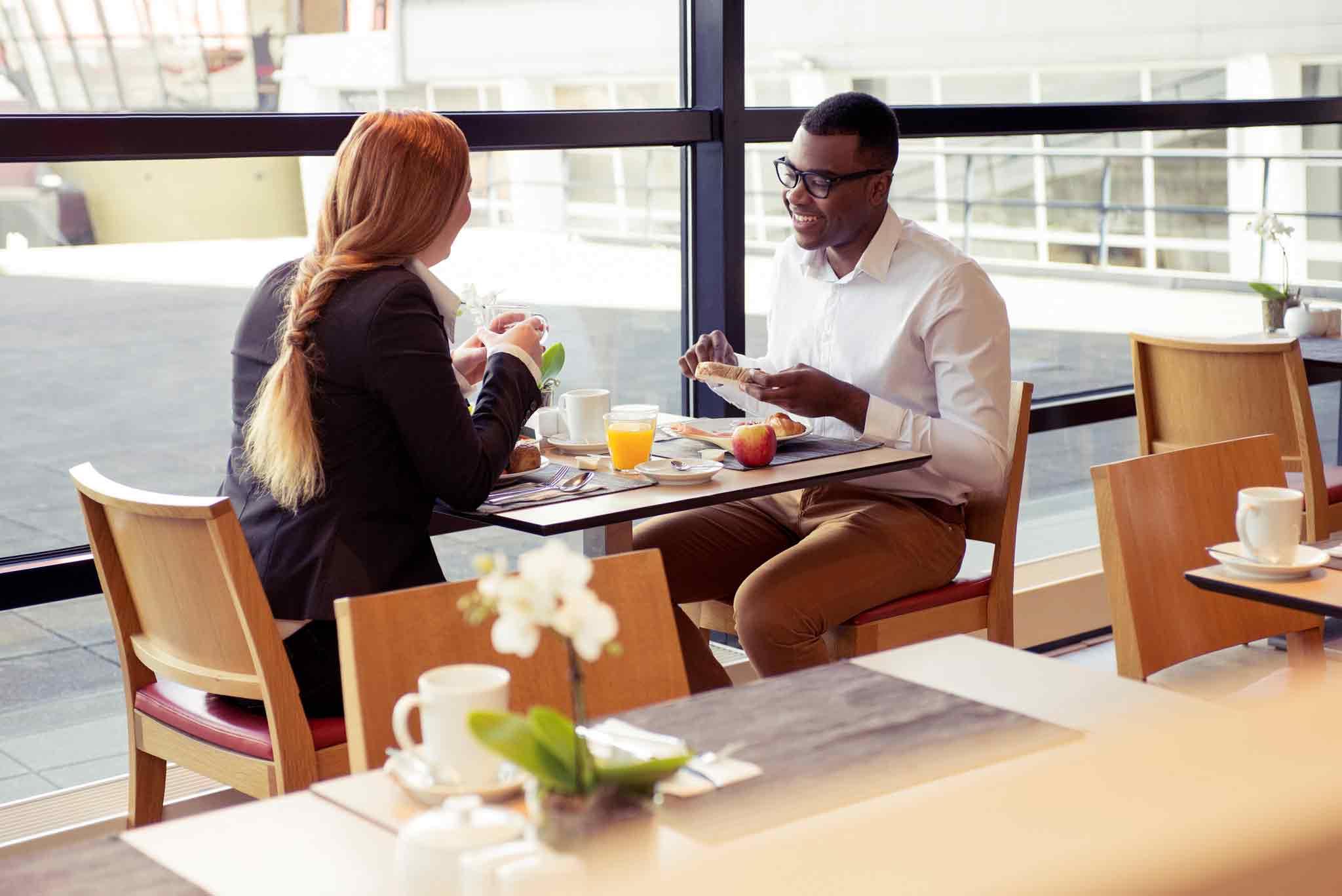Mercure Den Haag Central Gastronomia