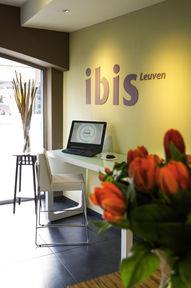 Ibis Leuven Centrum Lobby