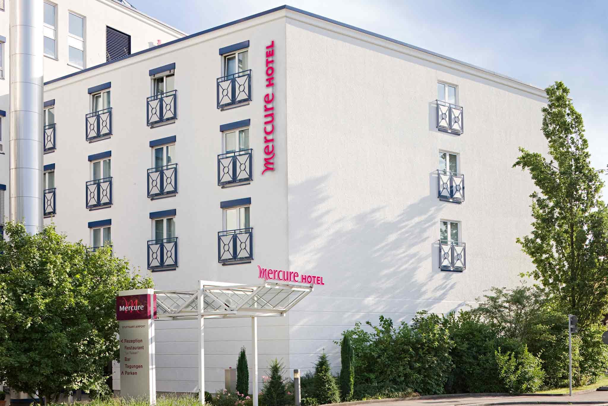 Mercure Hotel Stuttgart Airport Messe Exterior 1