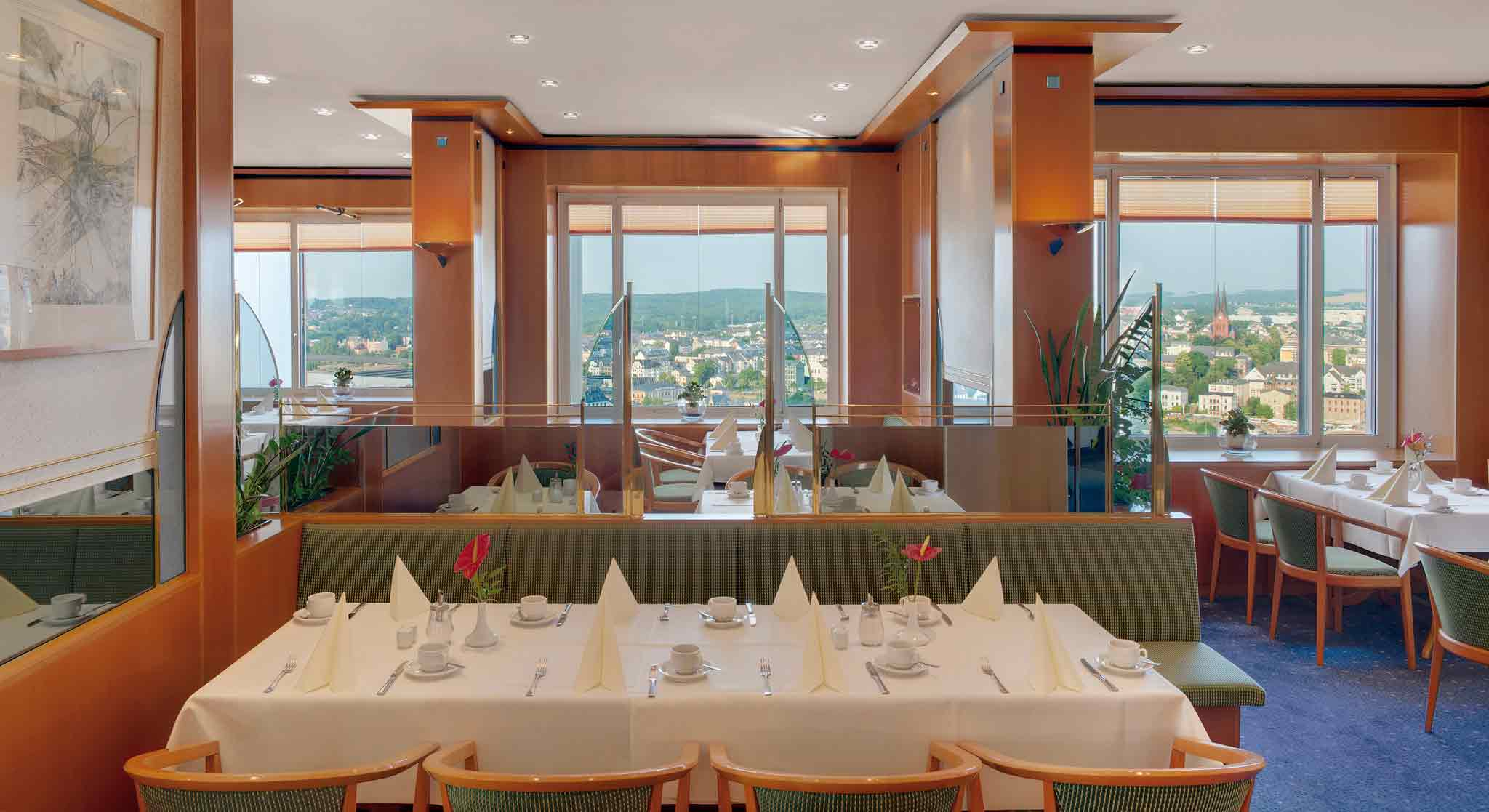 Mercure Hotel Kongress Chemnitz Gastronomie