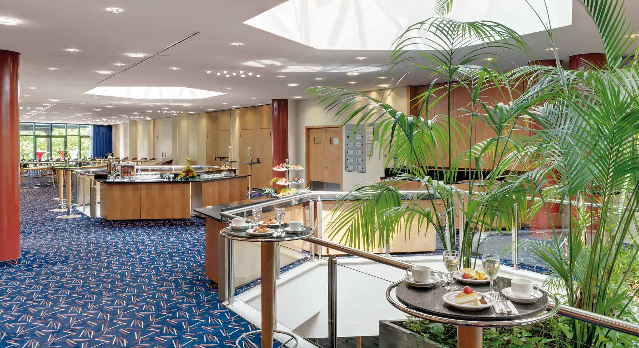 Mercure Hotel Kongress Chemnitz Tagungsraum