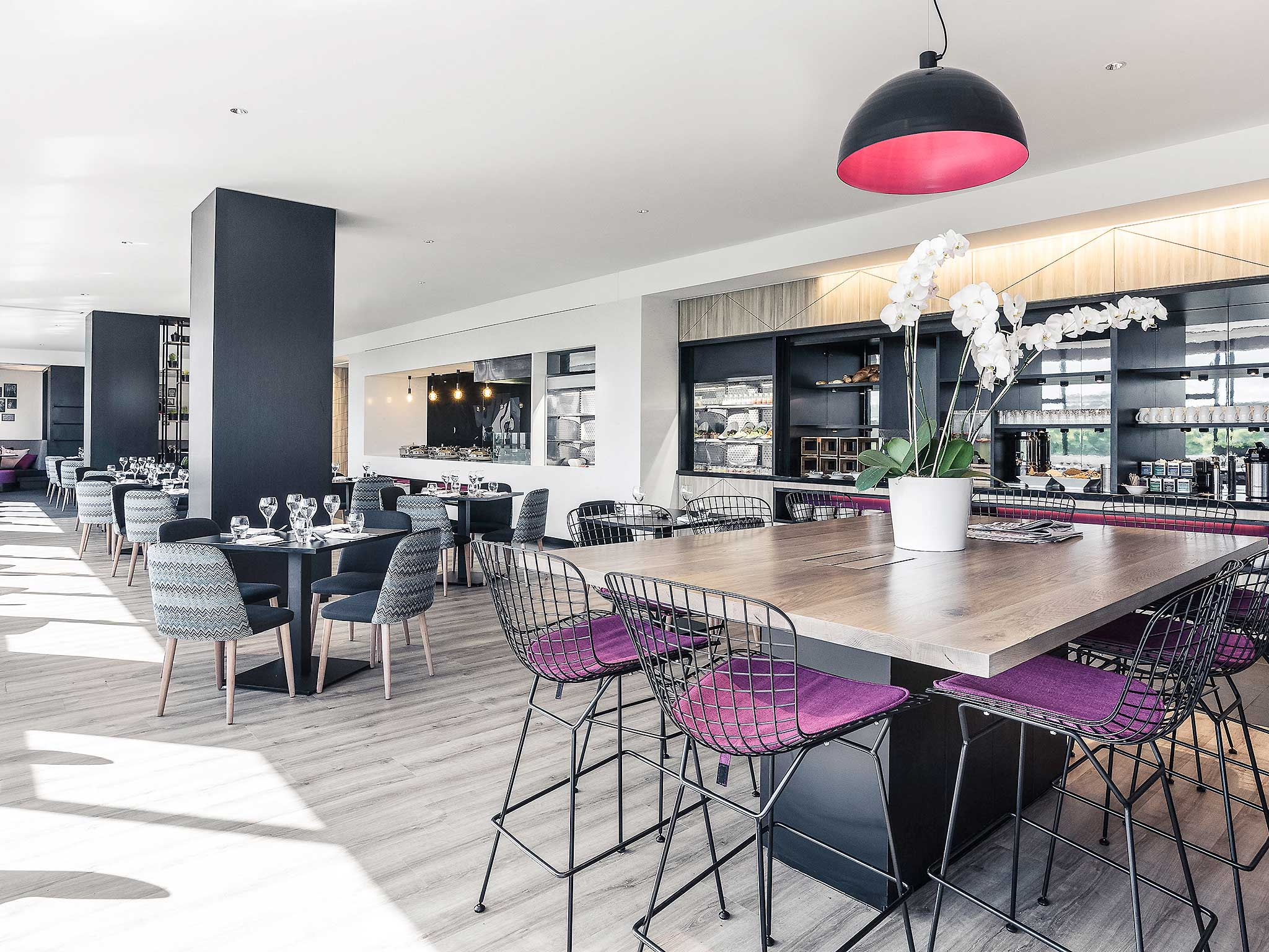 Mercure Brisbane Gastronomie