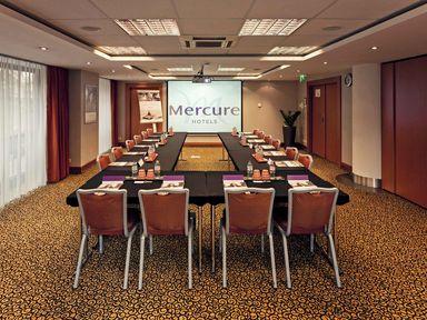 Mercure Budapest Korona 会议厅