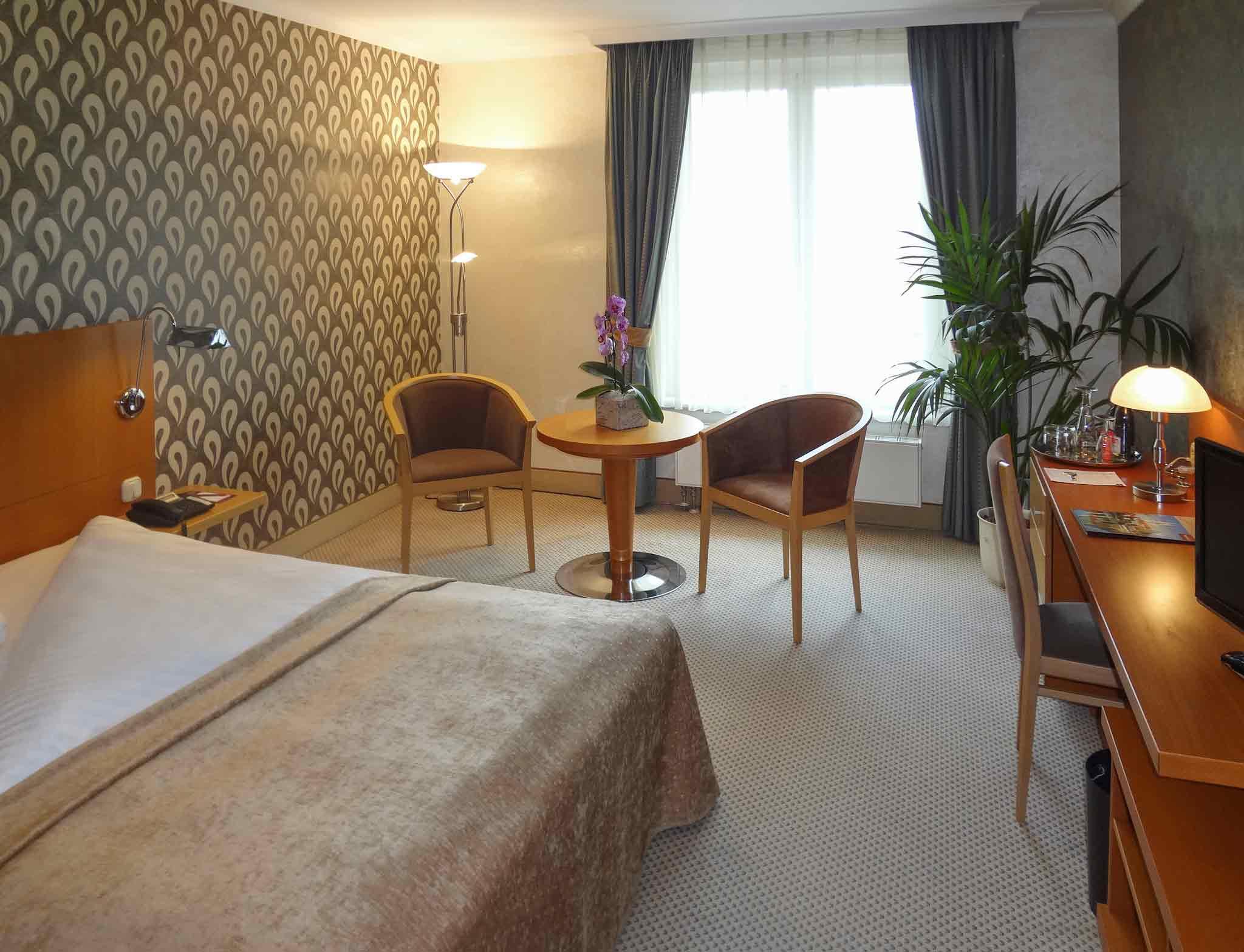 Mercure Parkhotel Görlitz Billede af værelser