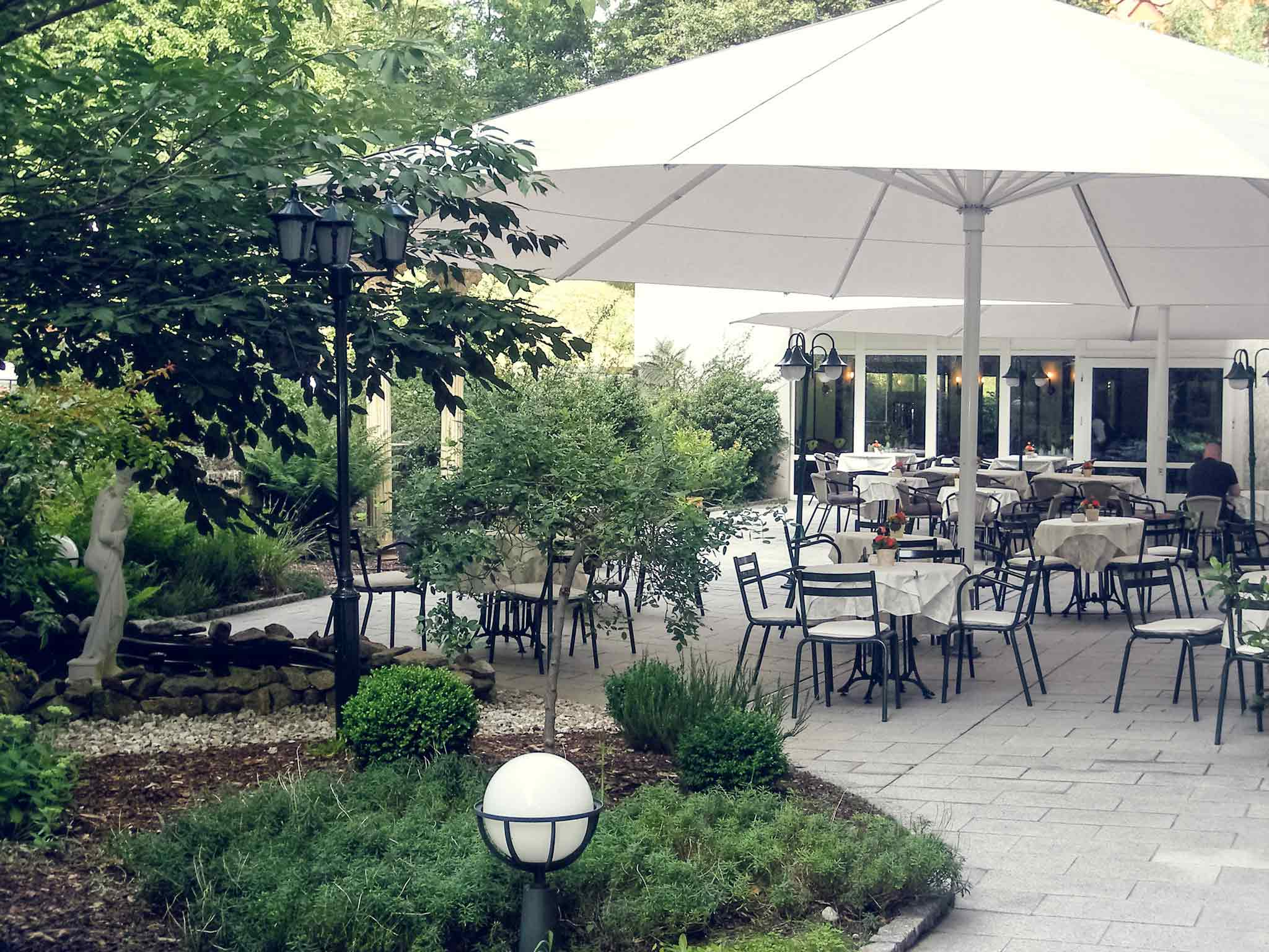 Mercure Parkhotel Görlitz Gastronomi