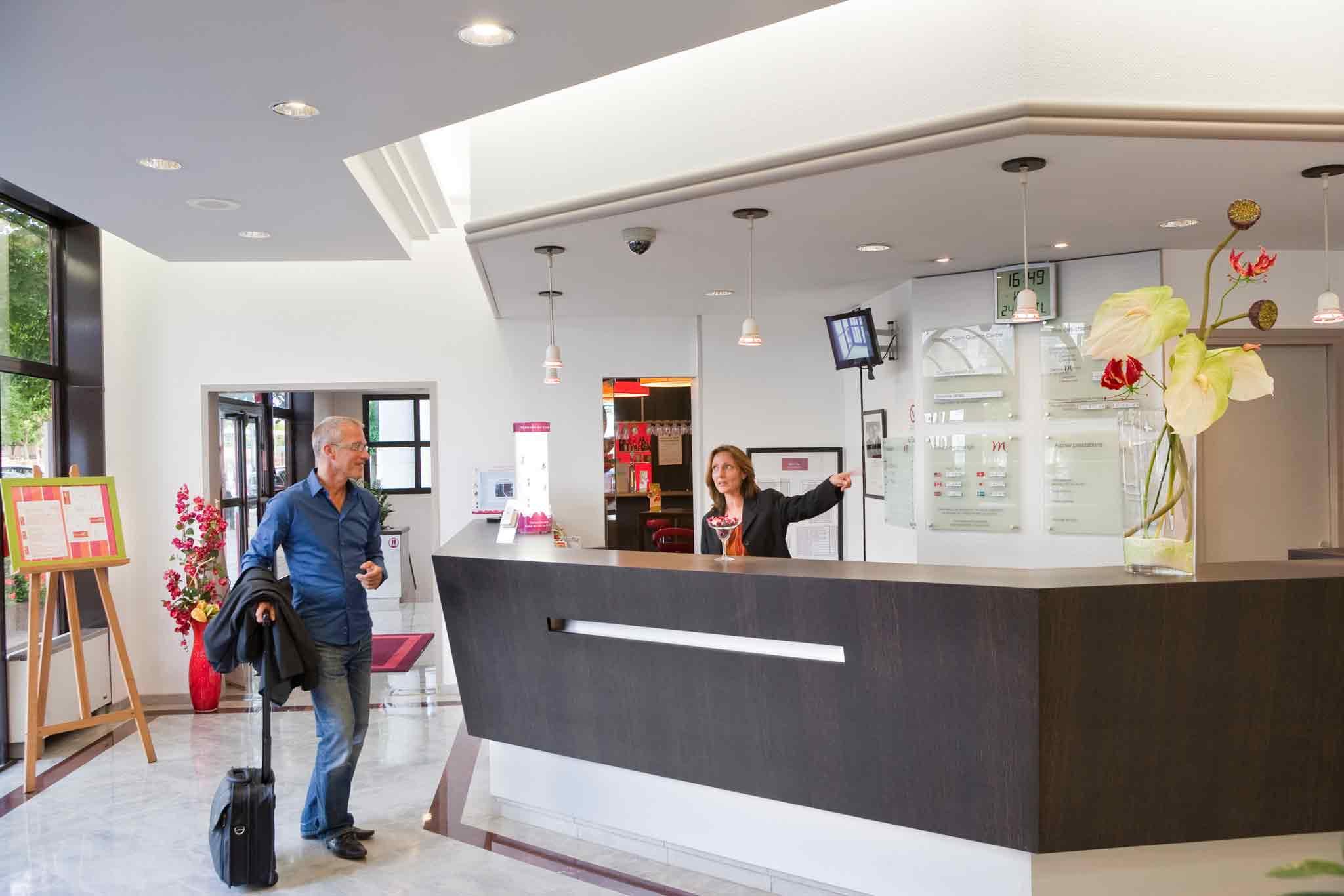 Mercure Saint Quentin Centre Centrum rekreacyjne