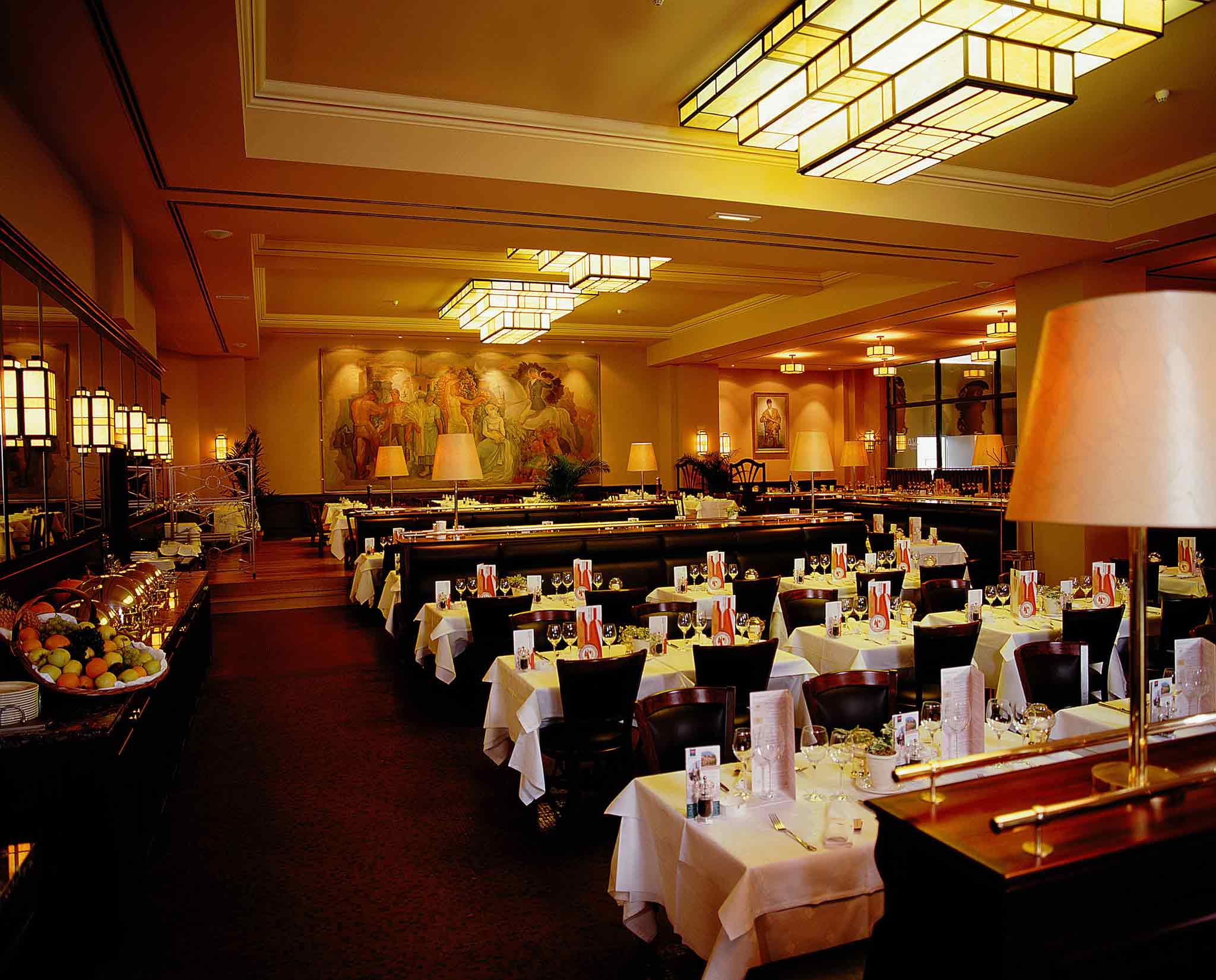 Grand Hotel Mercure Luxembourg Alfa Gastronomie