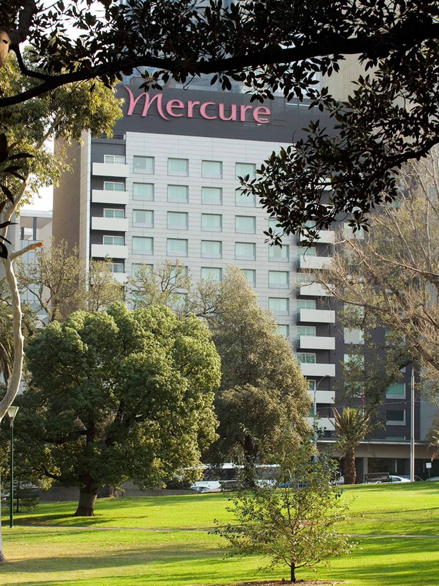 Mercure Hotel Melbourne Rekreationscenter