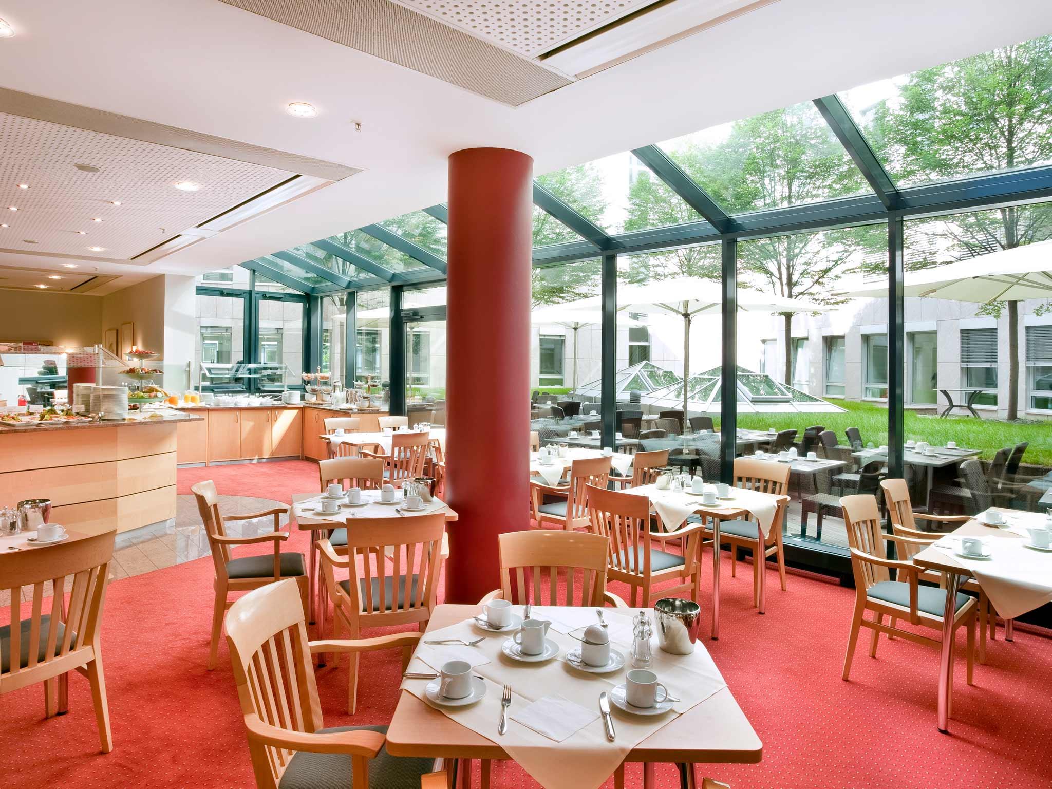 Mercure Hotel Seestern Düsseldorf Gastronomie