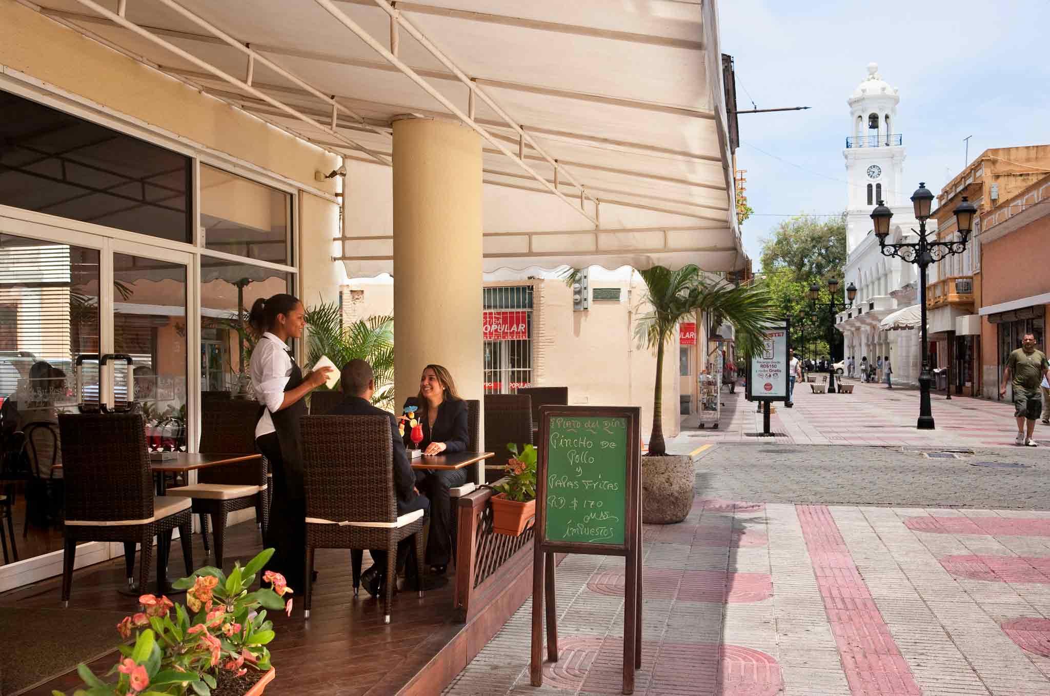 Mercure Comercial Santo Domingo Rekreationscenter