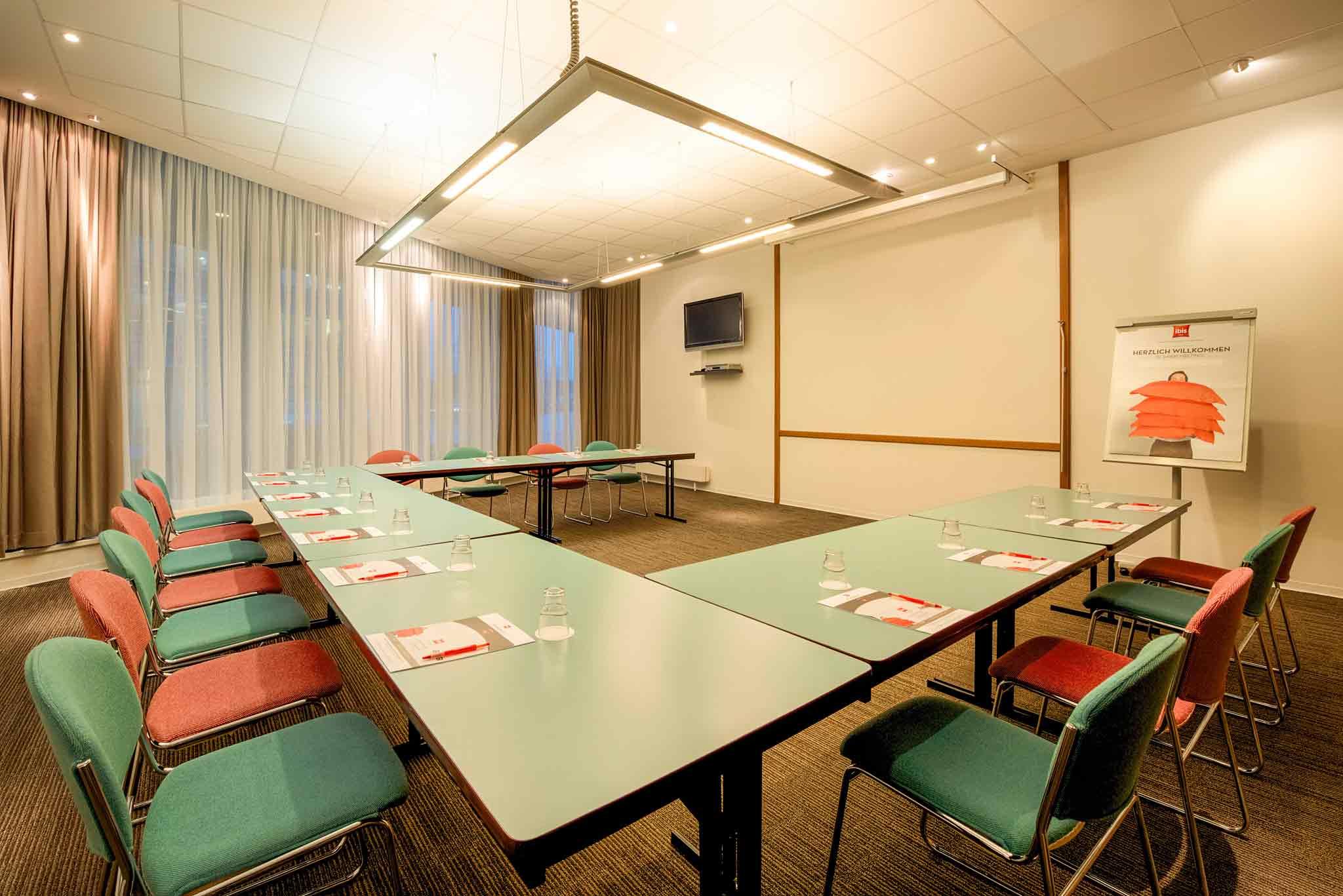 Ibis Hamburg Alsterring Konferensrum